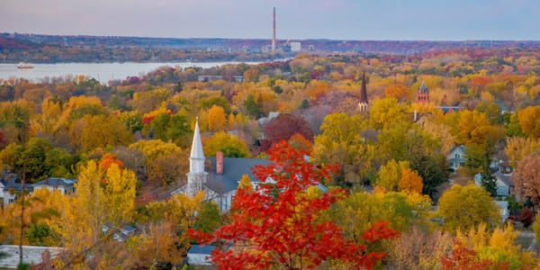 Explore the West Central Region of Wisconsin