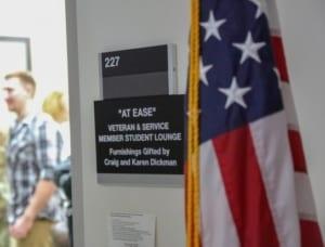 UWGB Veterans Lounge